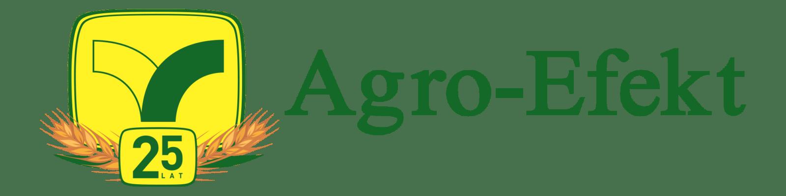 Logo Agro-Efekt_jubileusz_poziom